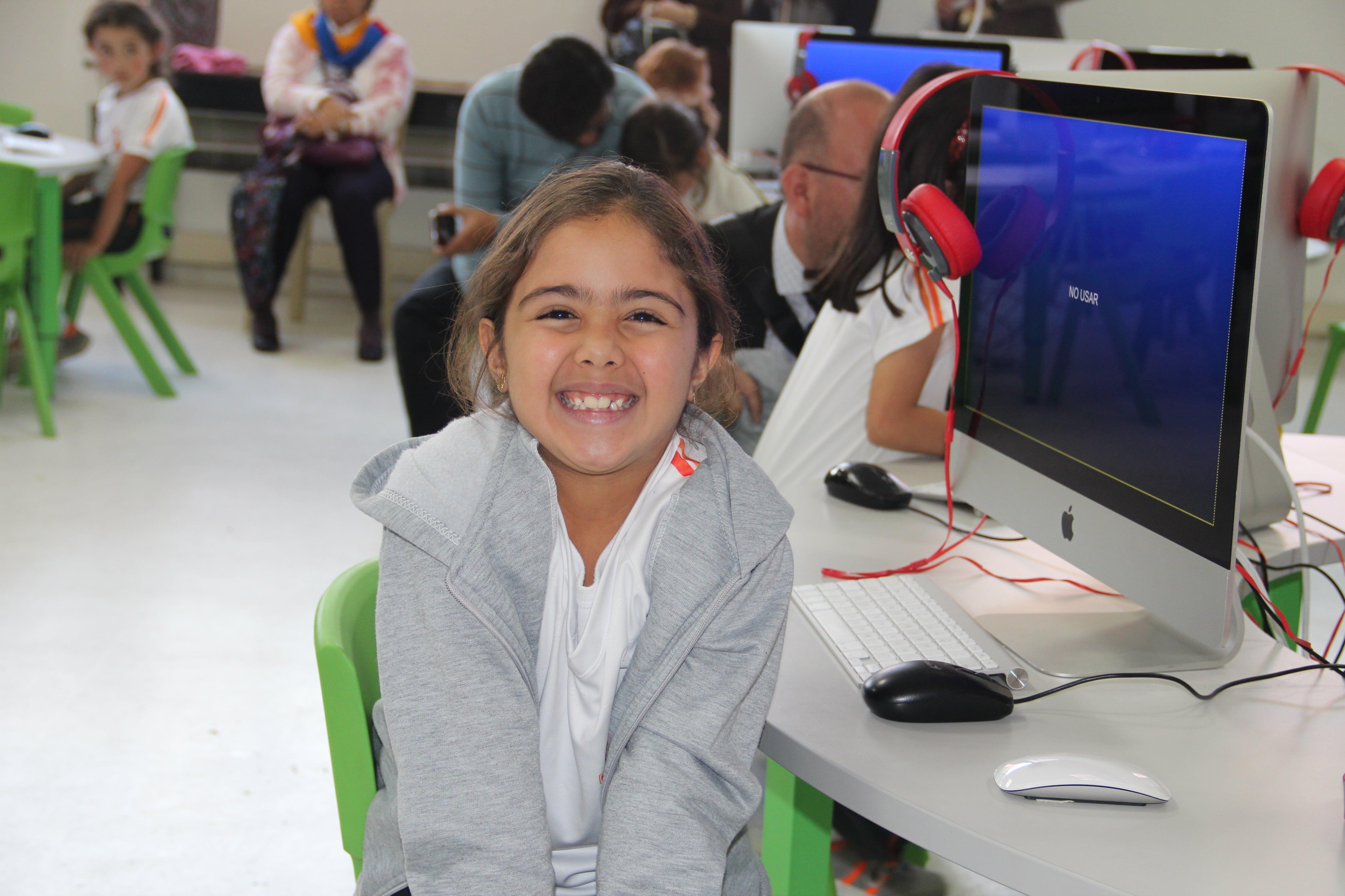 virtualidad niñas colombia